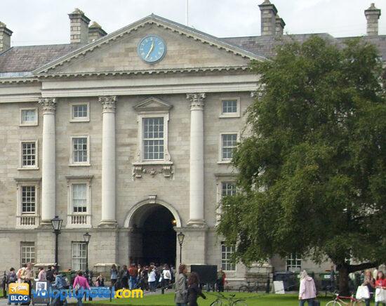 Trinity College a Dublino orari prezzi e come arrivare