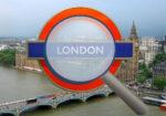 Mappa Tube di Londra
