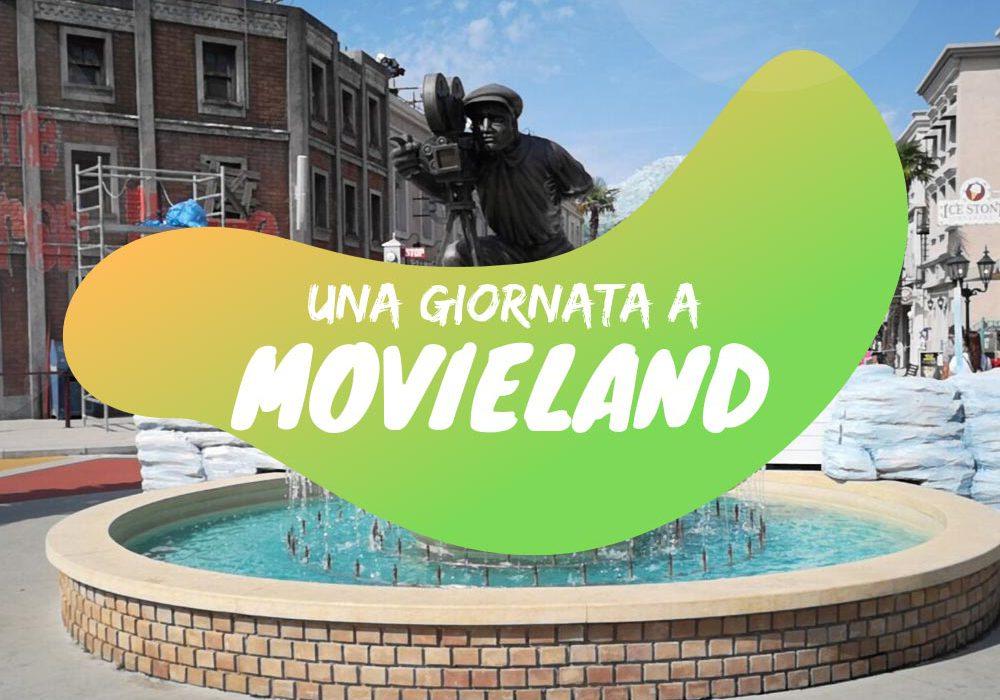 Una giornata a Movieland il parco del cinema