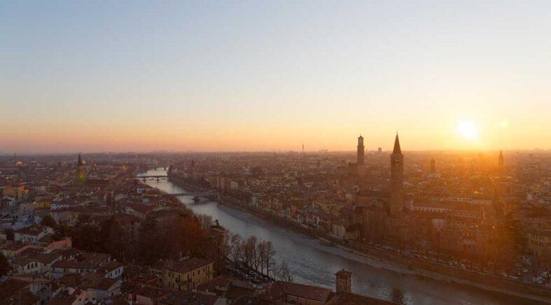 Guida e cartina del centro di Verona gratis