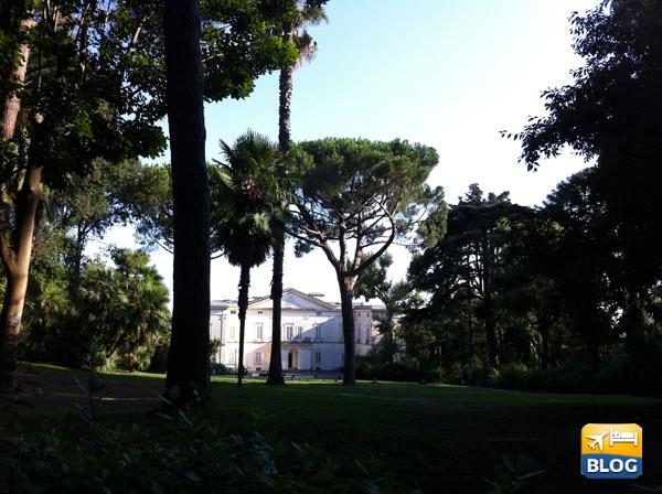 Villa Floridiana a Napoli orari e come arrivare