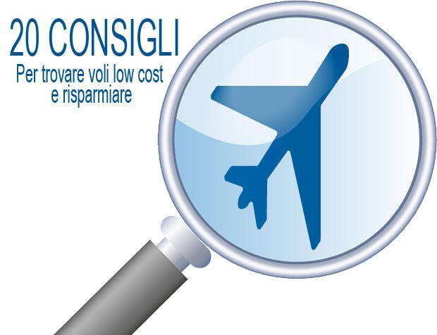 Come trovare voli low cost: consigli per risparmiare