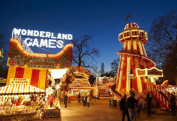 Winter Wonderland a Londra orari e come arrivare